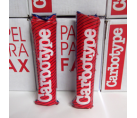 Rollo Para Fax Carbotype 216 Mm X25mts x 12 Unidades